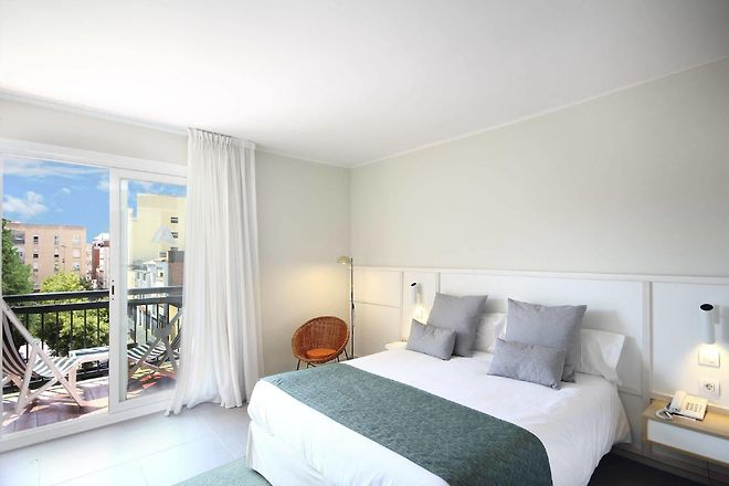 Aqua Hotel Bertran Park 4 Lloret De Mar Spain Updated Rates